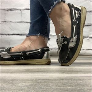{Sperry} top slides boat shoes